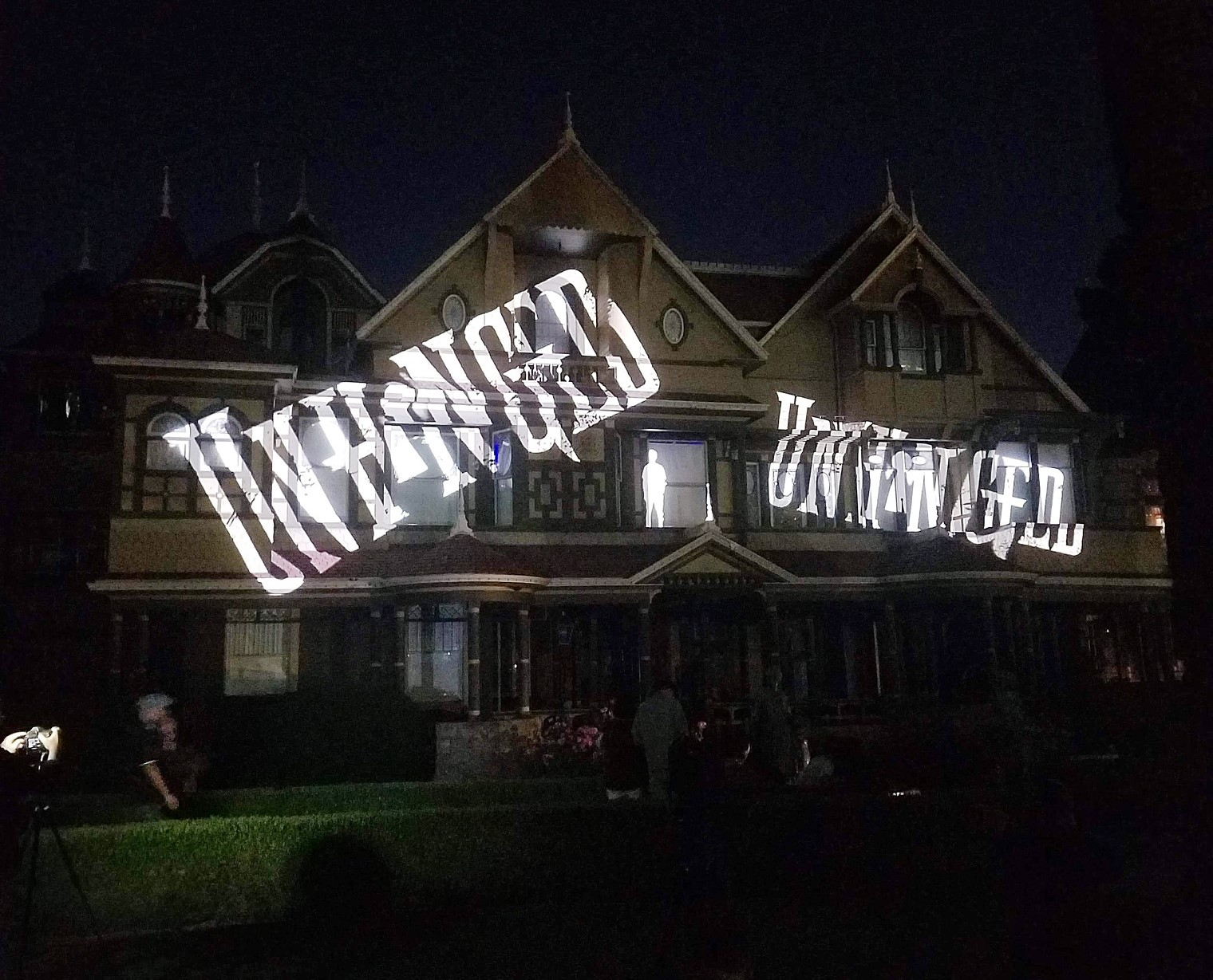 Haunt Review: Winchester Mystery House Presents UNHINGED