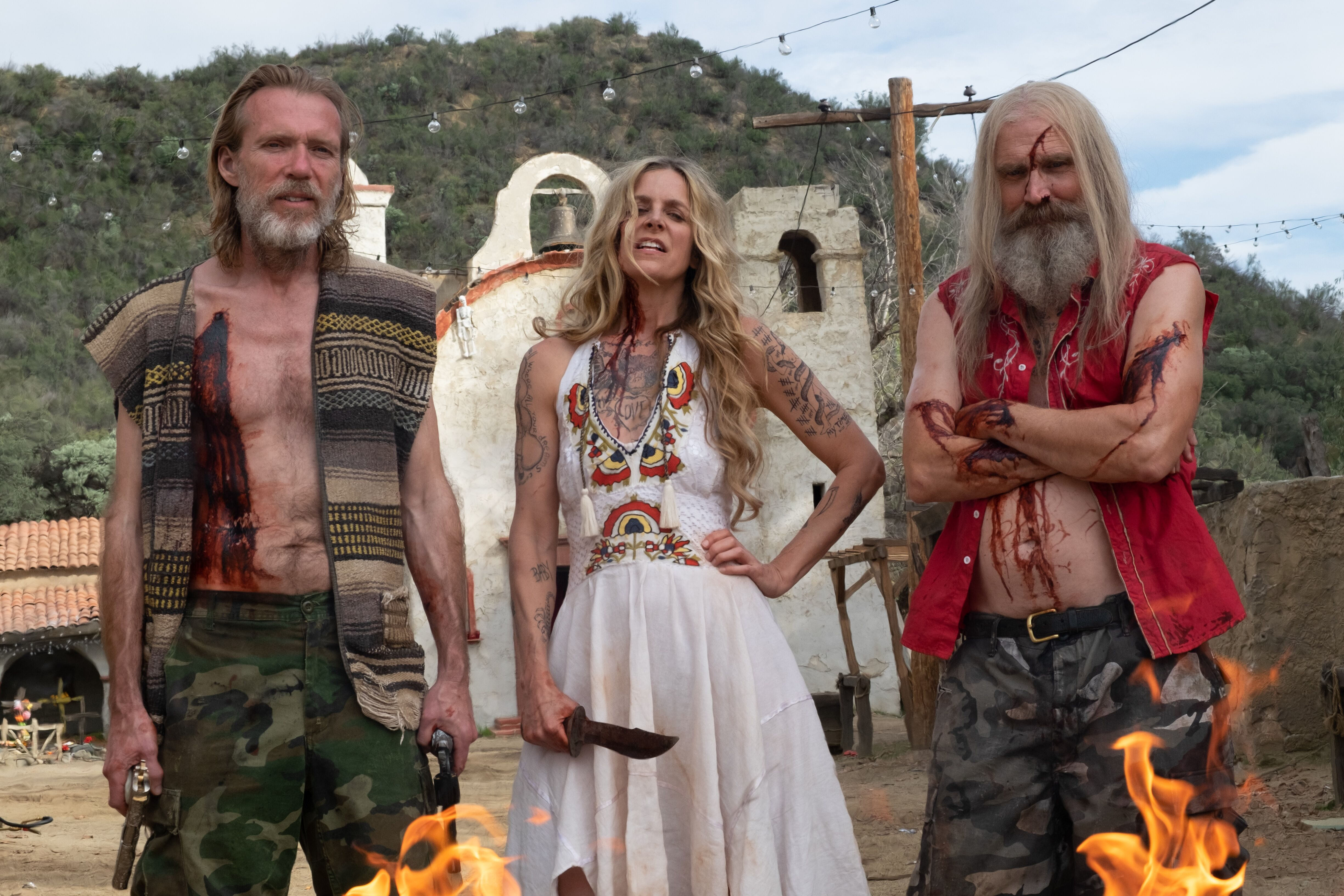 Movie Review: 3 FROM HELL
