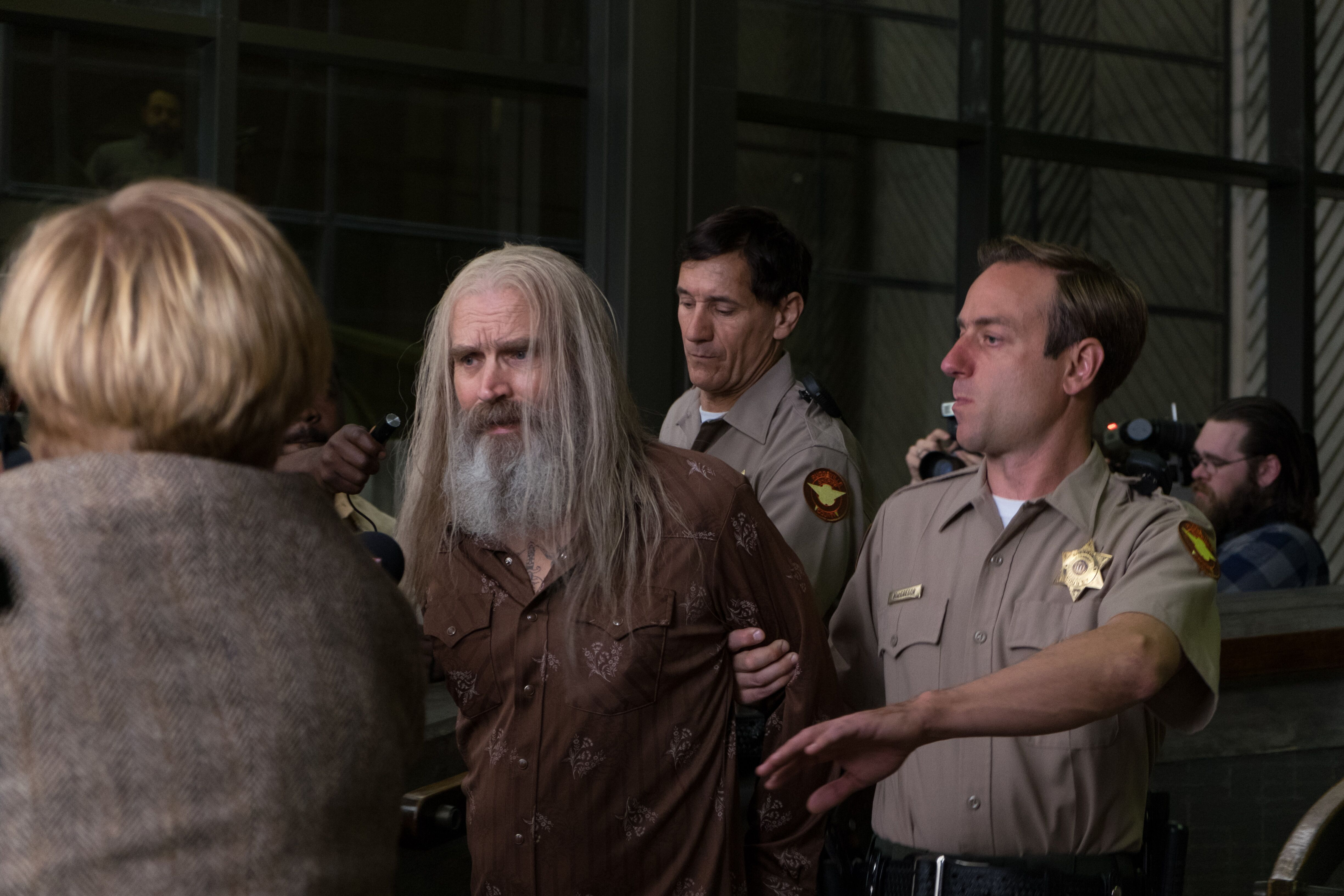 Interview: Actor Bill Moseley for 3 FROM HELL