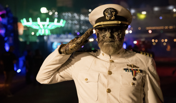 [News] Queen Mary's Dark Harbor Rises from the Depths for its 10th Annual Season