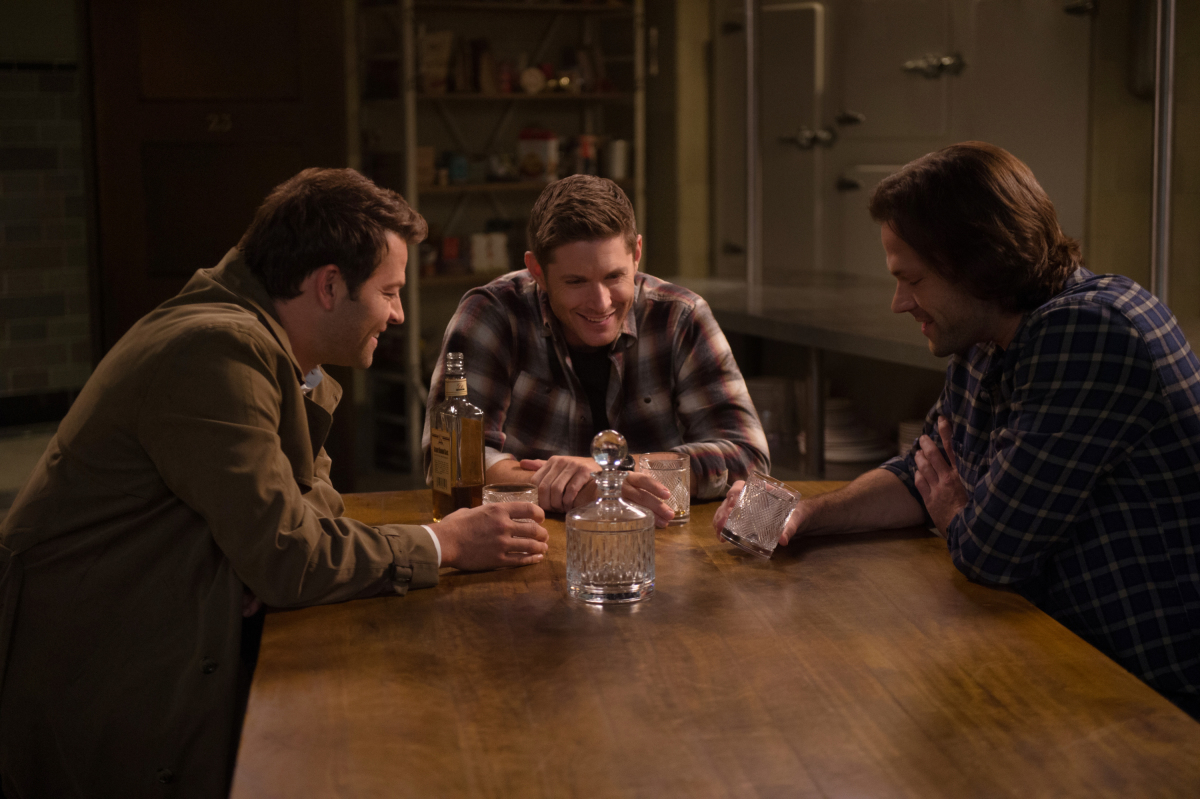 Blu-ray/DVD Review: SUPERNATURAL Season 14