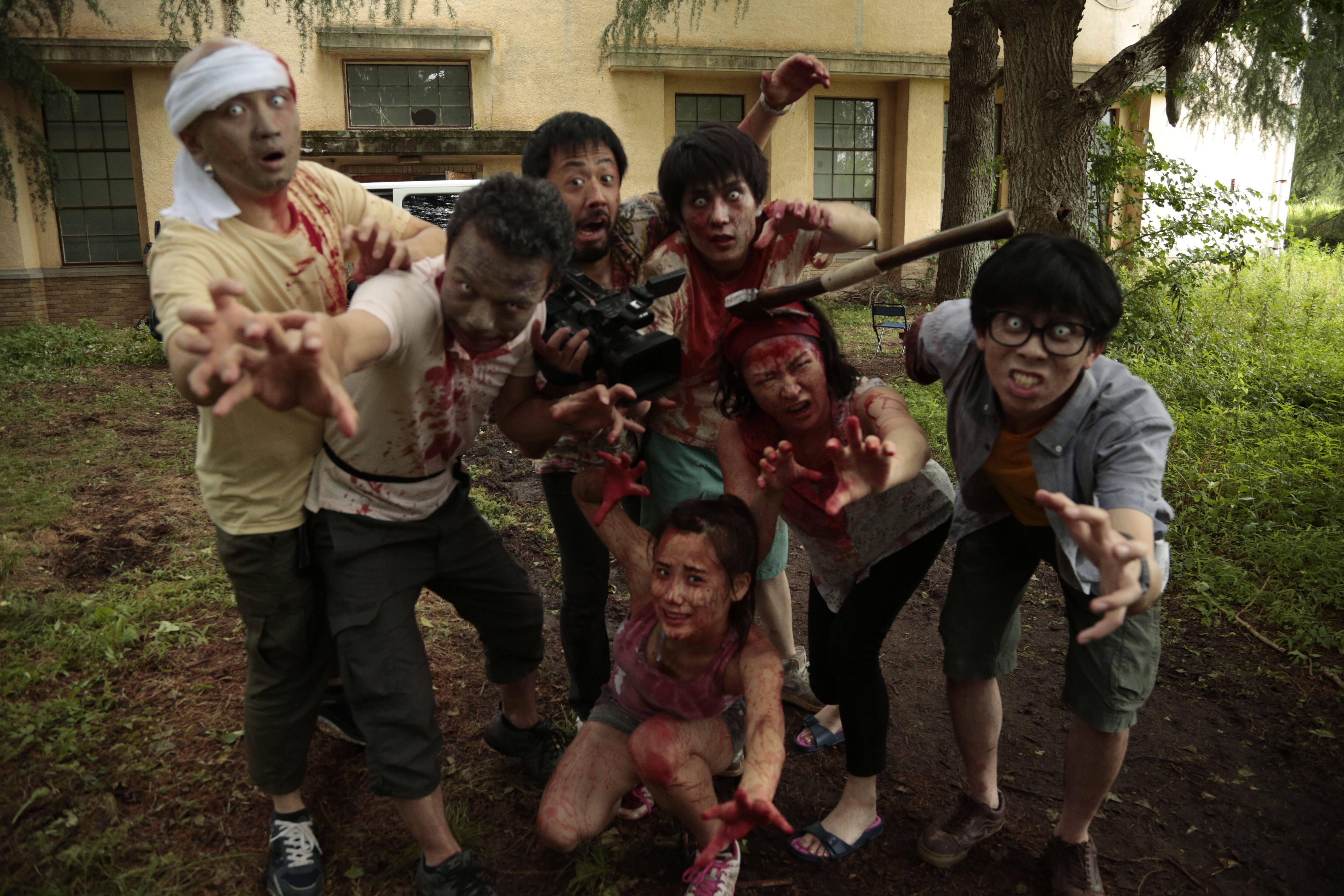 Movie Review: ONE CUT OF THE DEAD