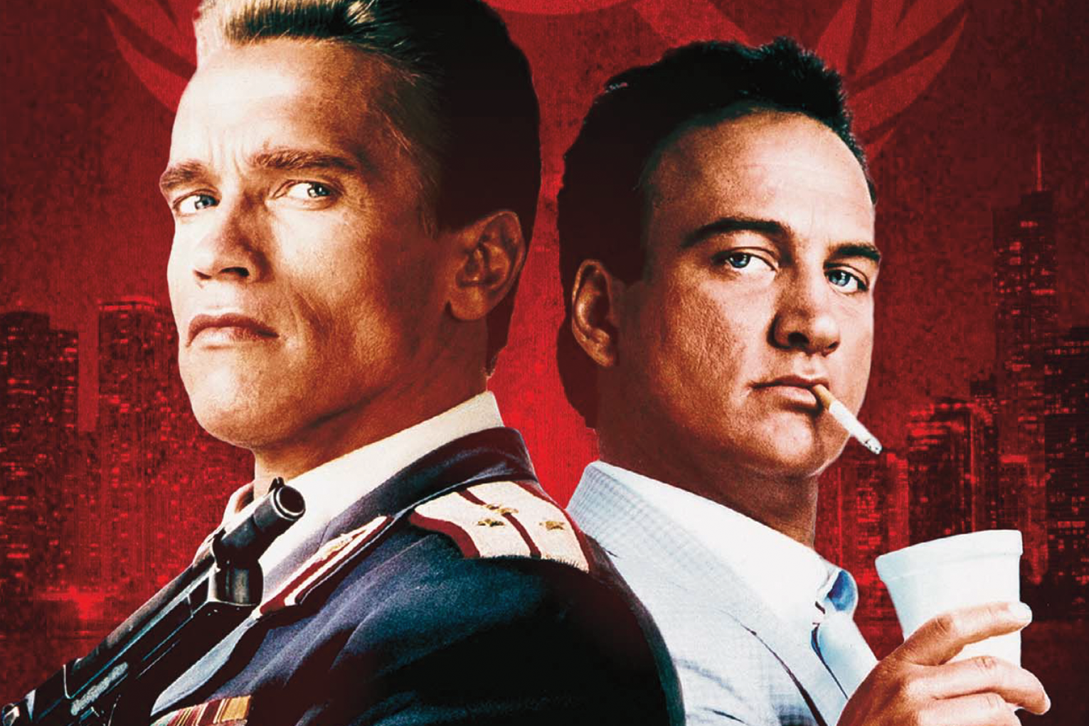 [News] RED HEAT Arriving on 4K HD, Blu-ray and DVD This October