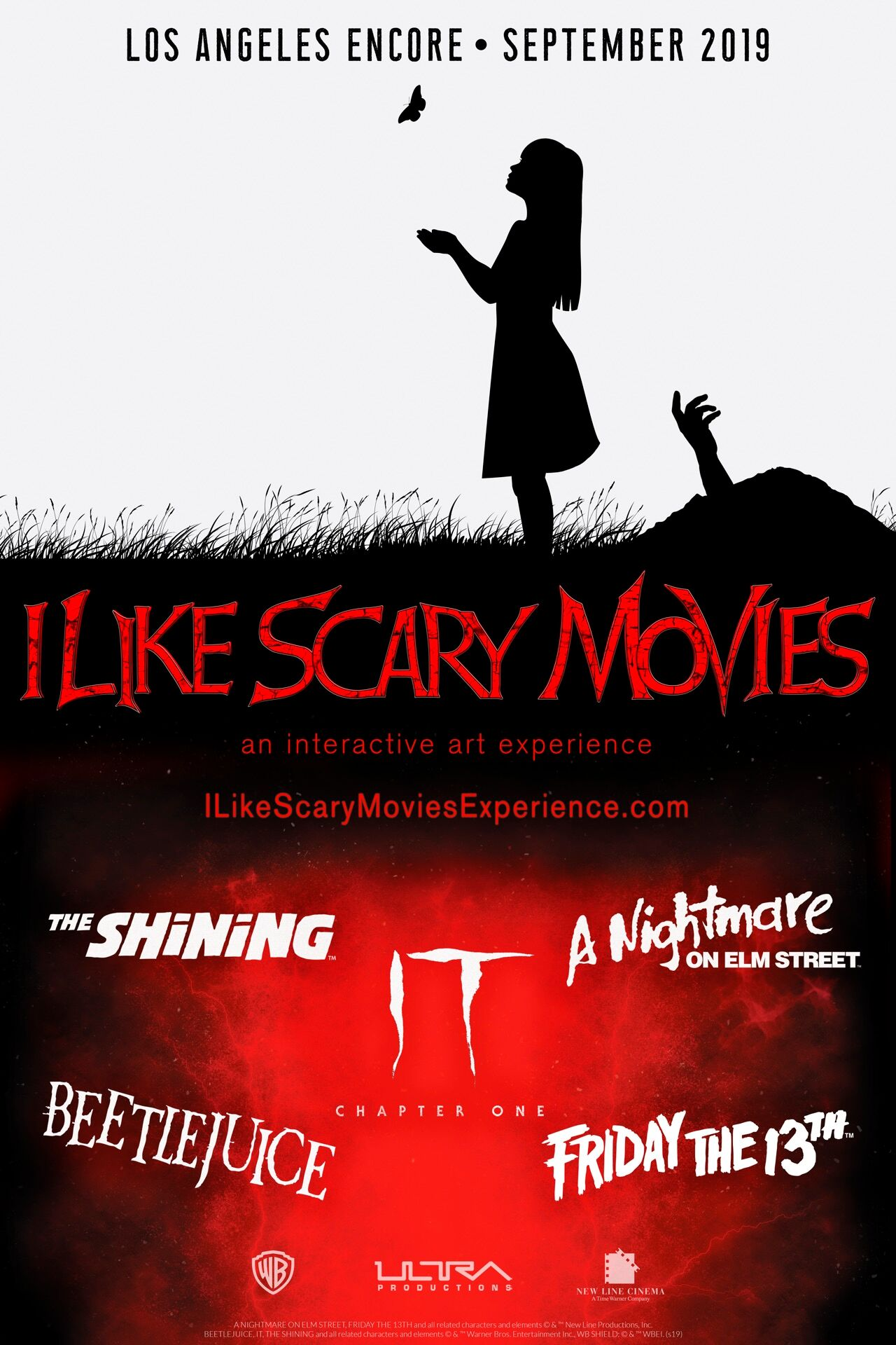 [News] Win A Pair of Tickets to I LIKE SCARY MOVIES