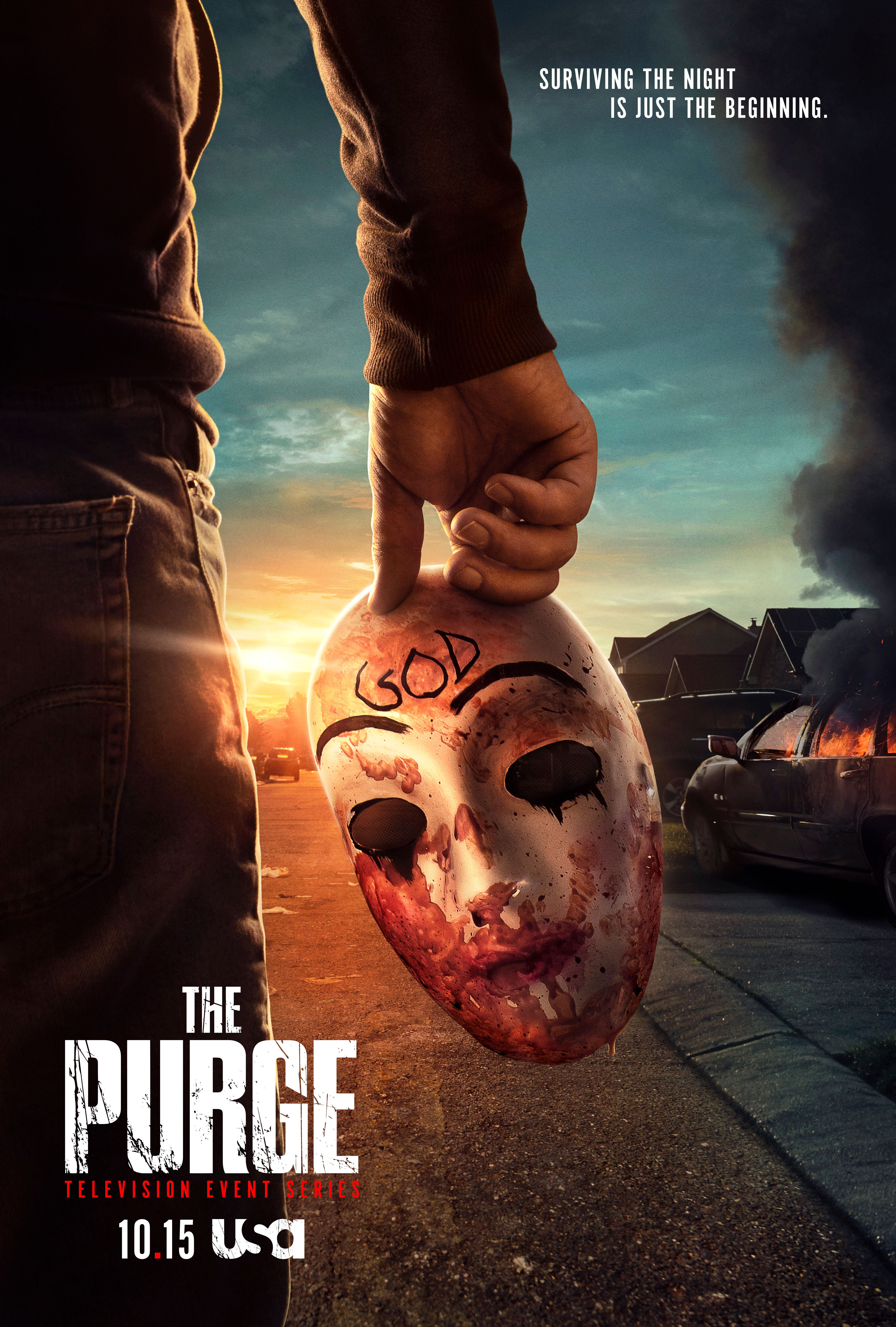 [News] Official Trailer For Season 2 of THE PURGE
