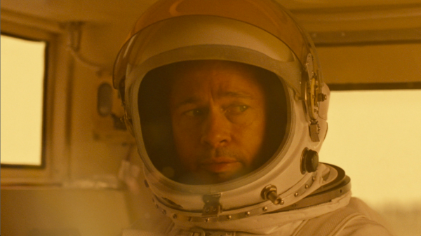 [News] New Clip from AD ASTRA Features Martian Landscape