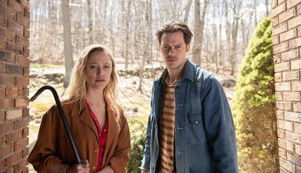 [News] VILLAINS Starring Bill Skarsgård and Maika Monroe Hits Theaters This Friday