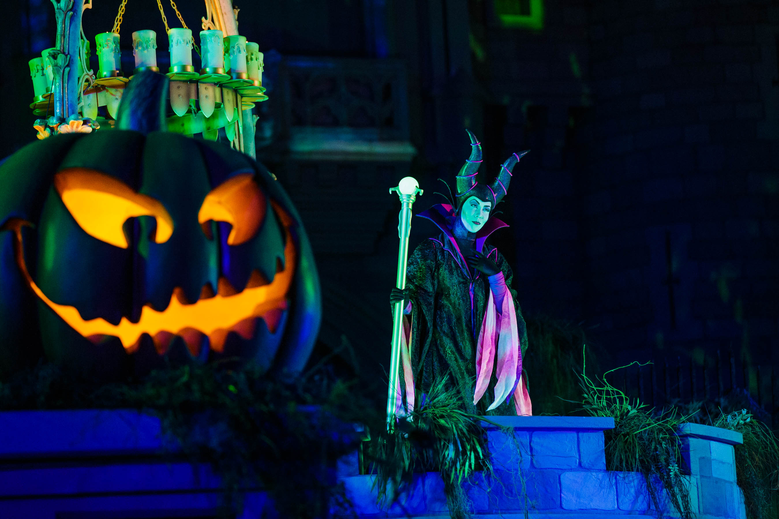 Event Recap: Mickey's Not-So-Scary Halloween Party