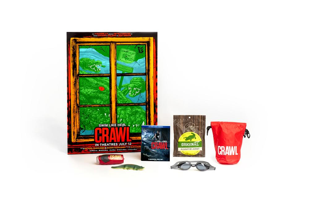 [Giveaway] Win a CRAWL Prize Pack