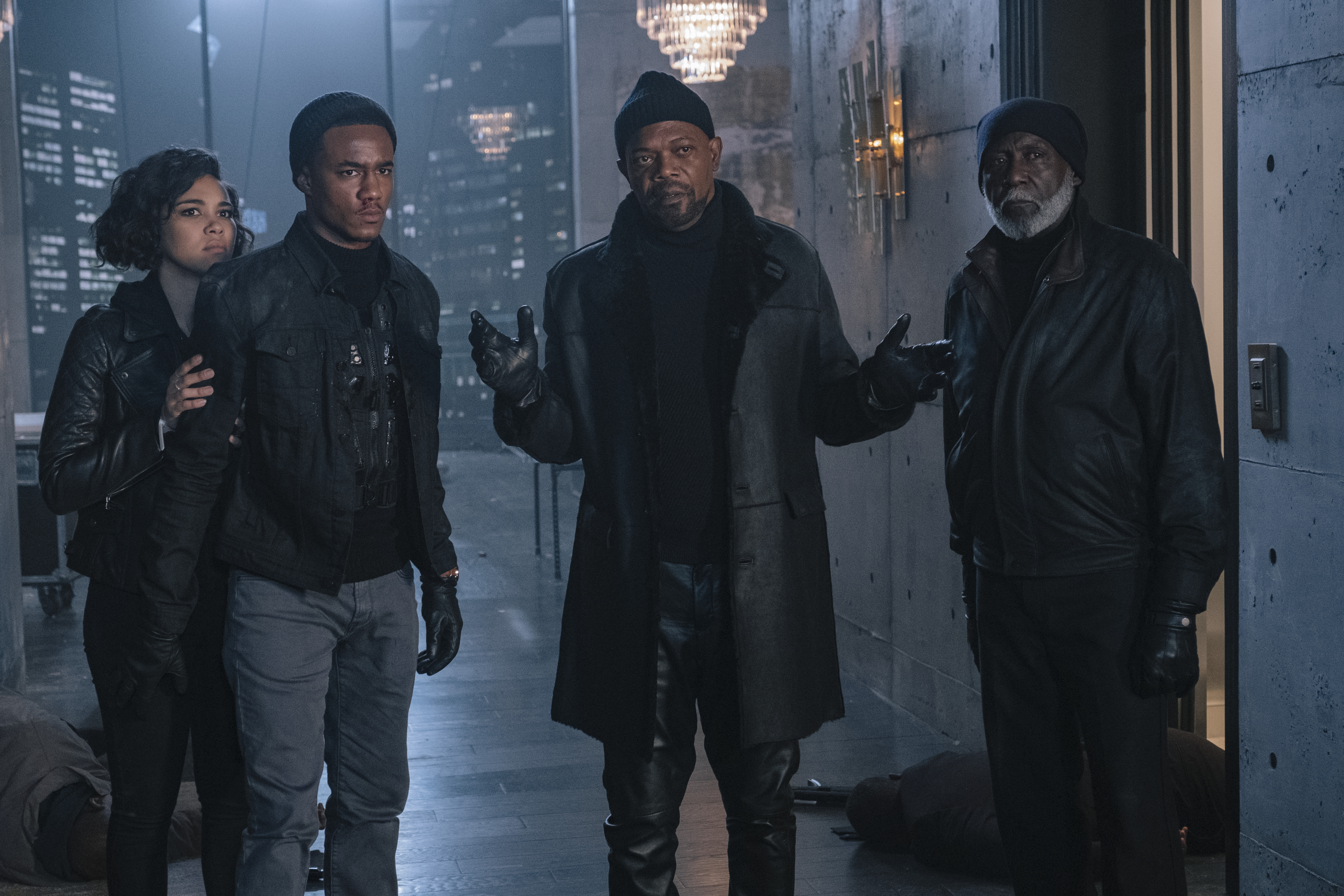 Blu-ray/DVD Review: SHAFT