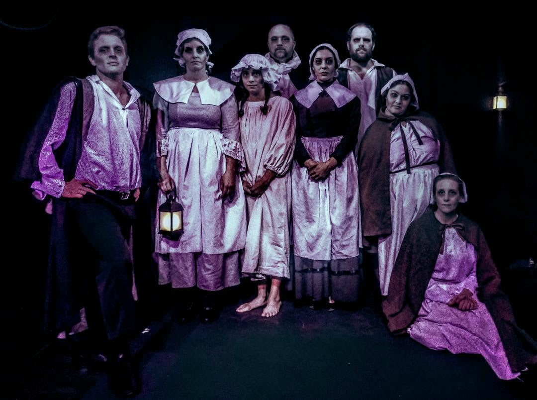 Live Theatre: Force of Nature Productions Presents FALLEN SAINTS: SALEM
