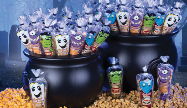 [News] Halloween Treats From Popcornopolis Are Spellbinding