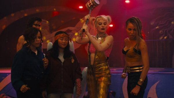 [News] Check Out the First Official BIRDS OF PREY Trailer