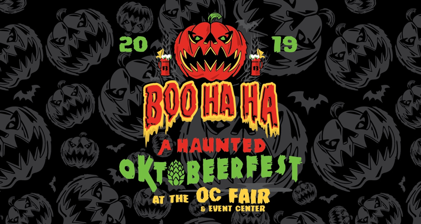 [News] The First Boo Ha Ha A Haunted Octobeerfest Hits the OC