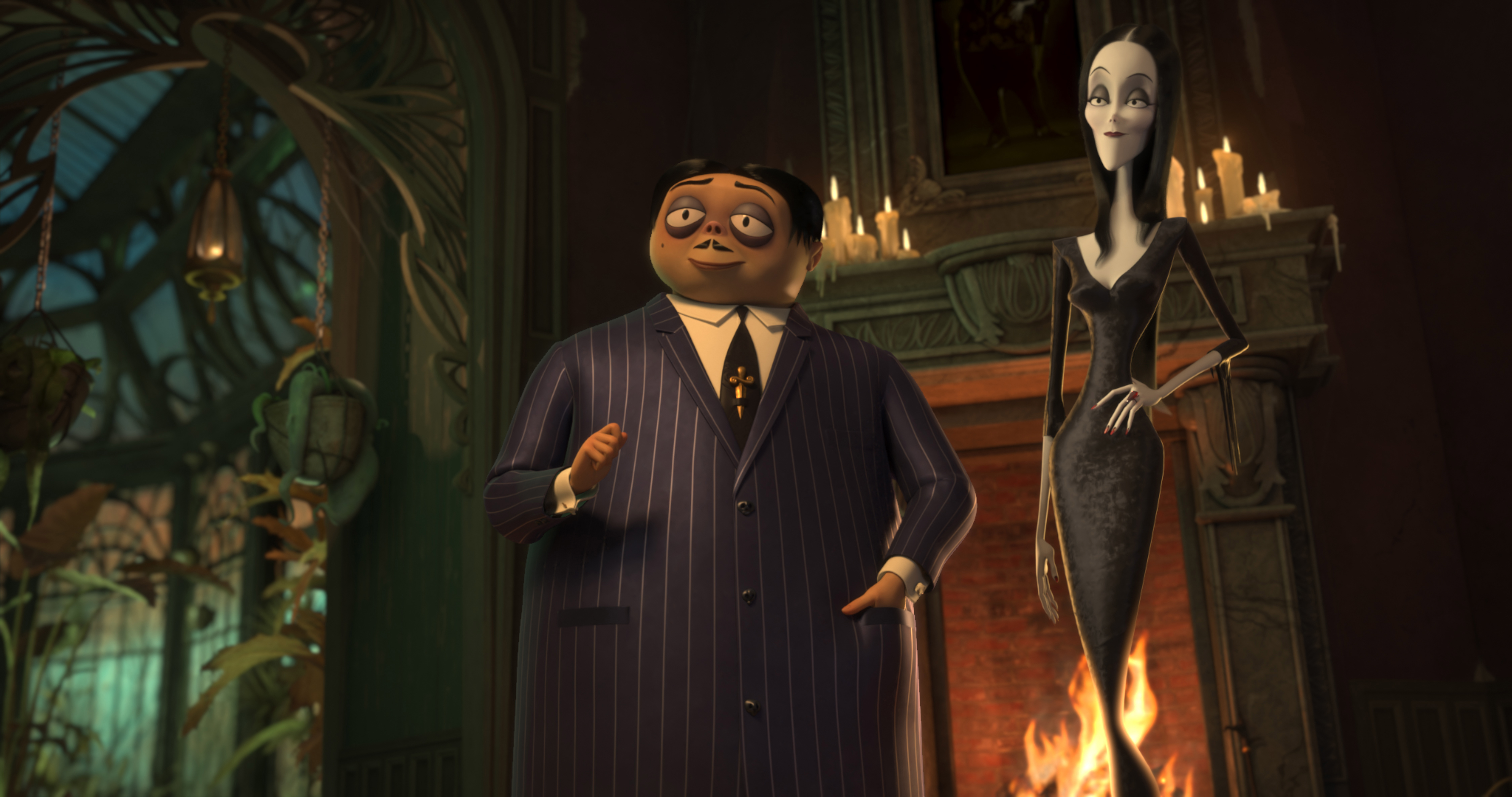 Movie Review: THE ADDAMS FAMILY (2019)