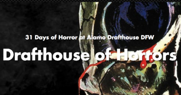 [News] Alamo Drafthouse Celebrates October with DRAFTHOUSE OF HORRORS