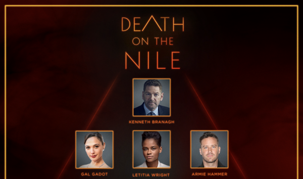[News] Mystery Thriller DEATH ON THE NILE Starts Production