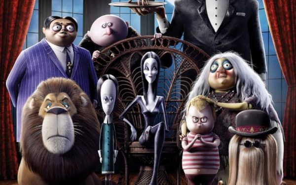 [News] Celebrate Halloween with THE ADDAMS FAMILY!