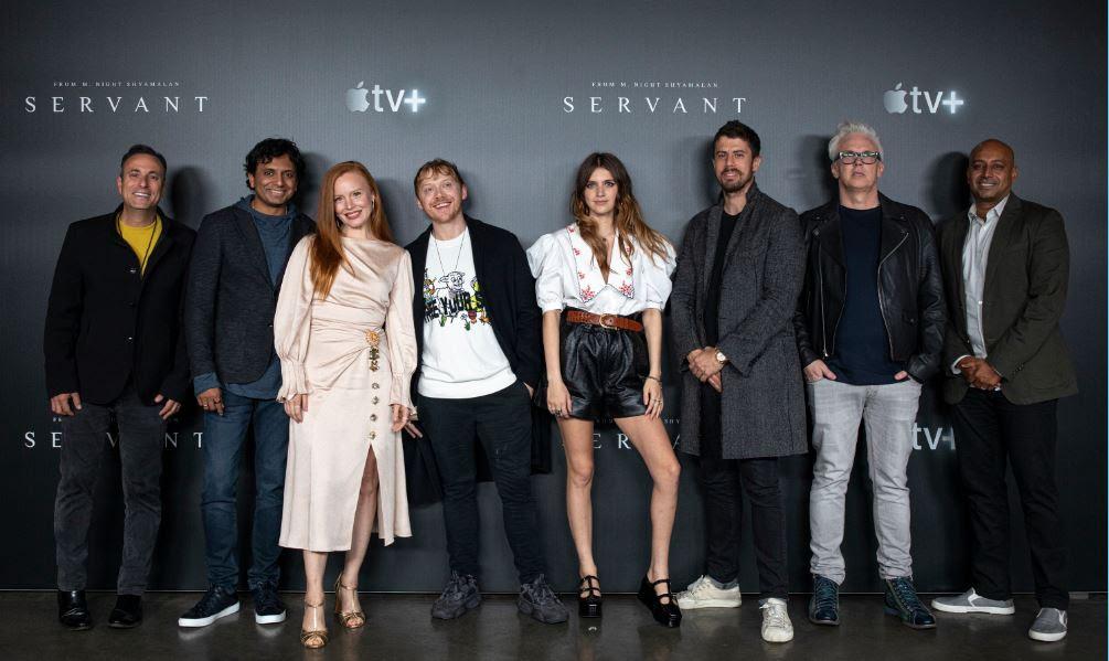 [News] M. Night's SERVANT Coming to Apple TV+