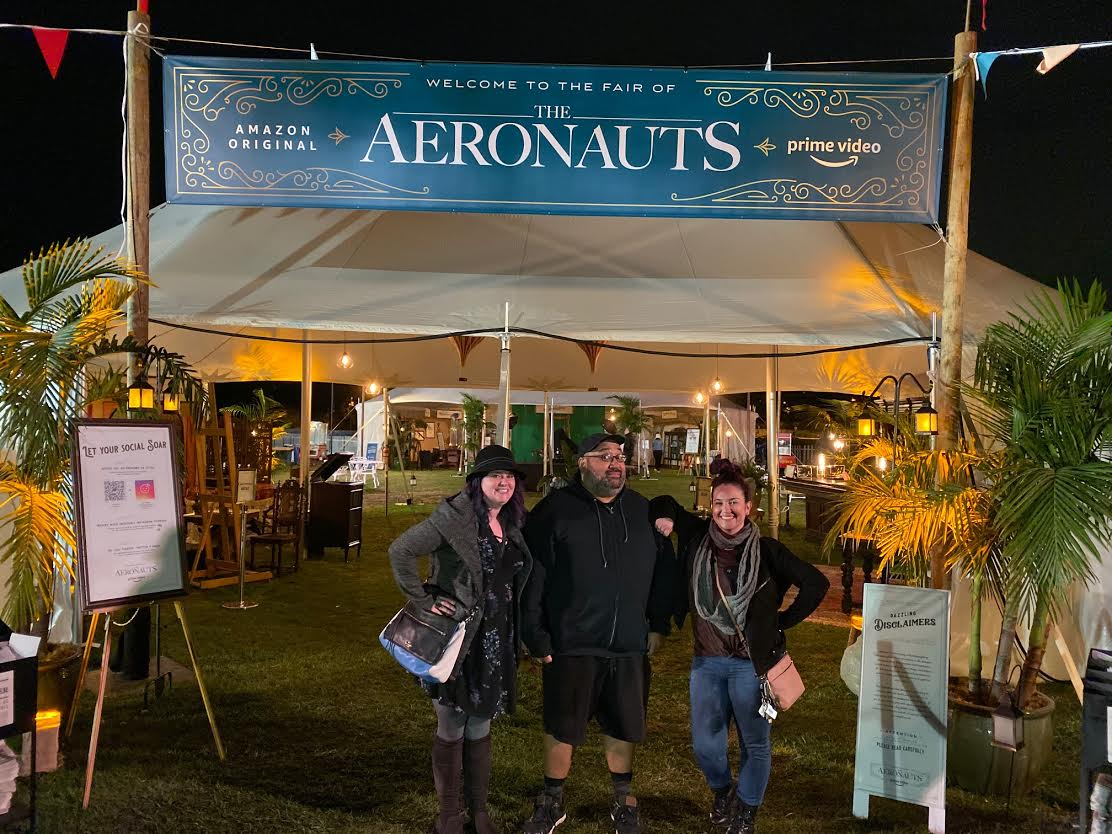 [Event Recap] THE AERONAUTS INCREDIBLE JOURNEY