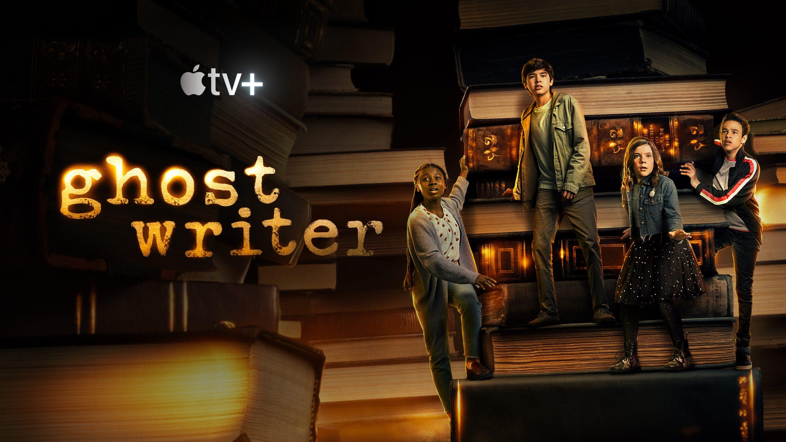 Series Review: GHOSTWRITER