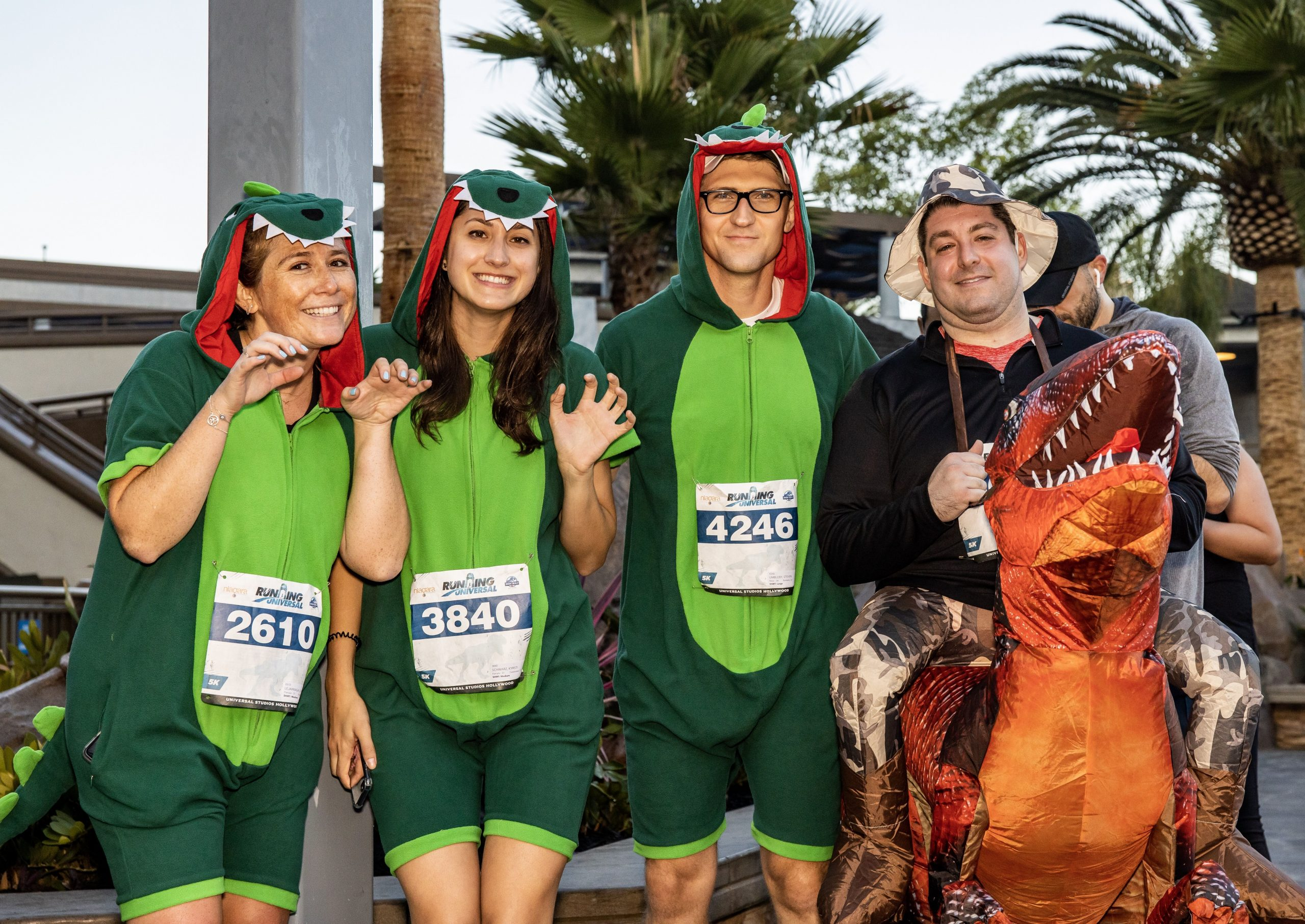 [Event Recap] Running Universal's Jurassic World 5K