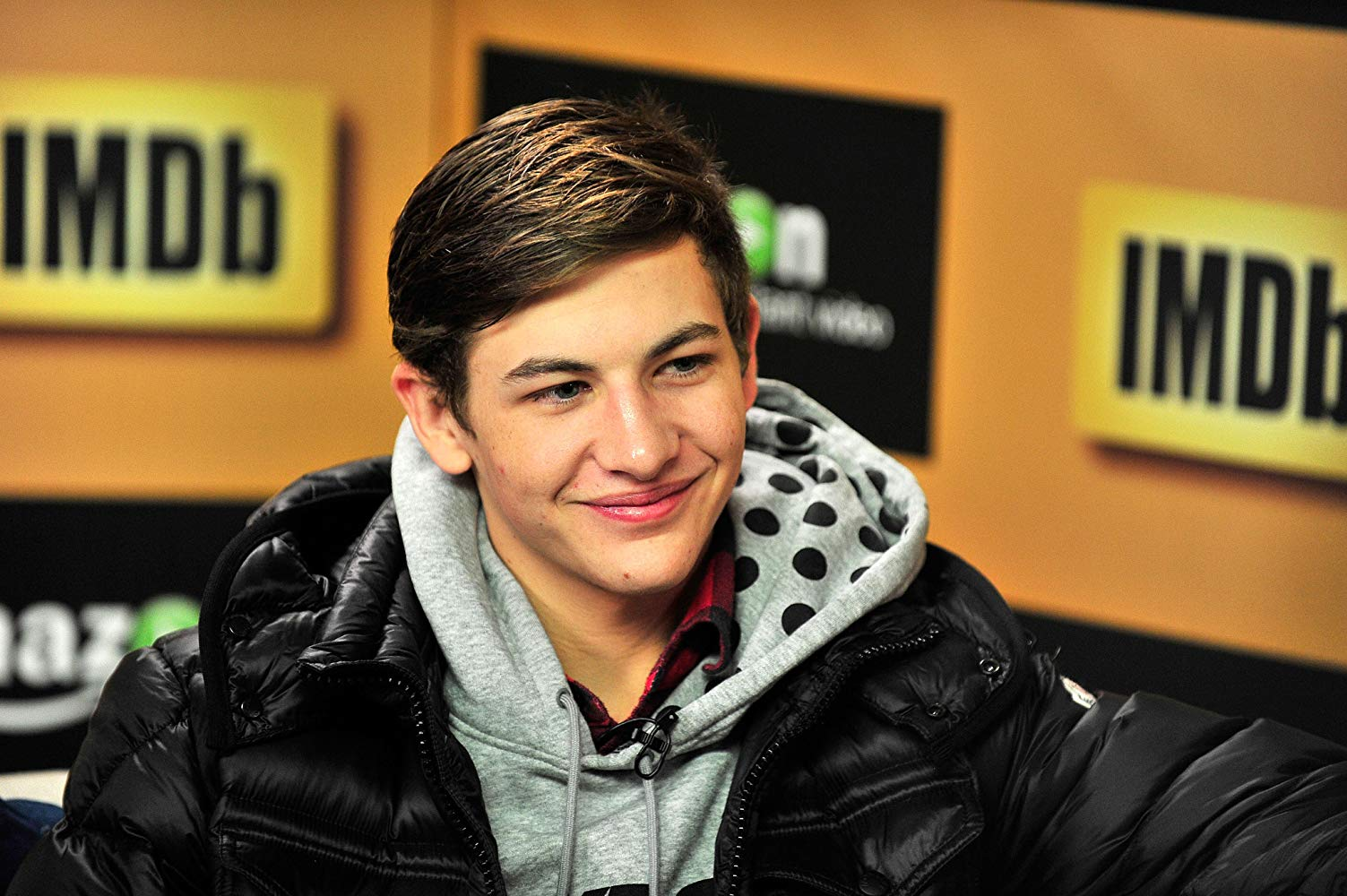 [News] Tye Sheridan to Headline Quibi's WIRELESS
