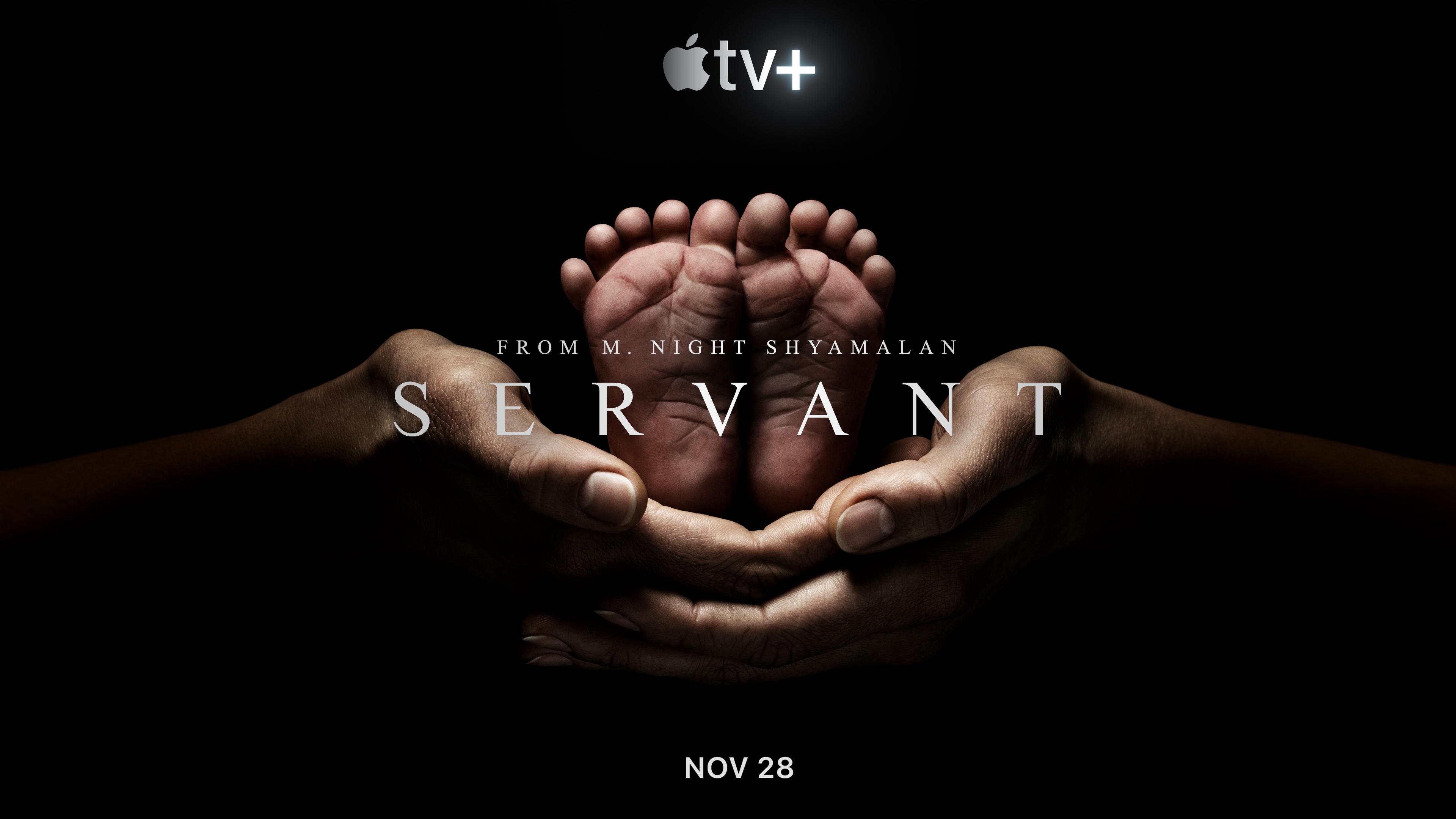 [News] Trailer Released for Apple's SERVANT