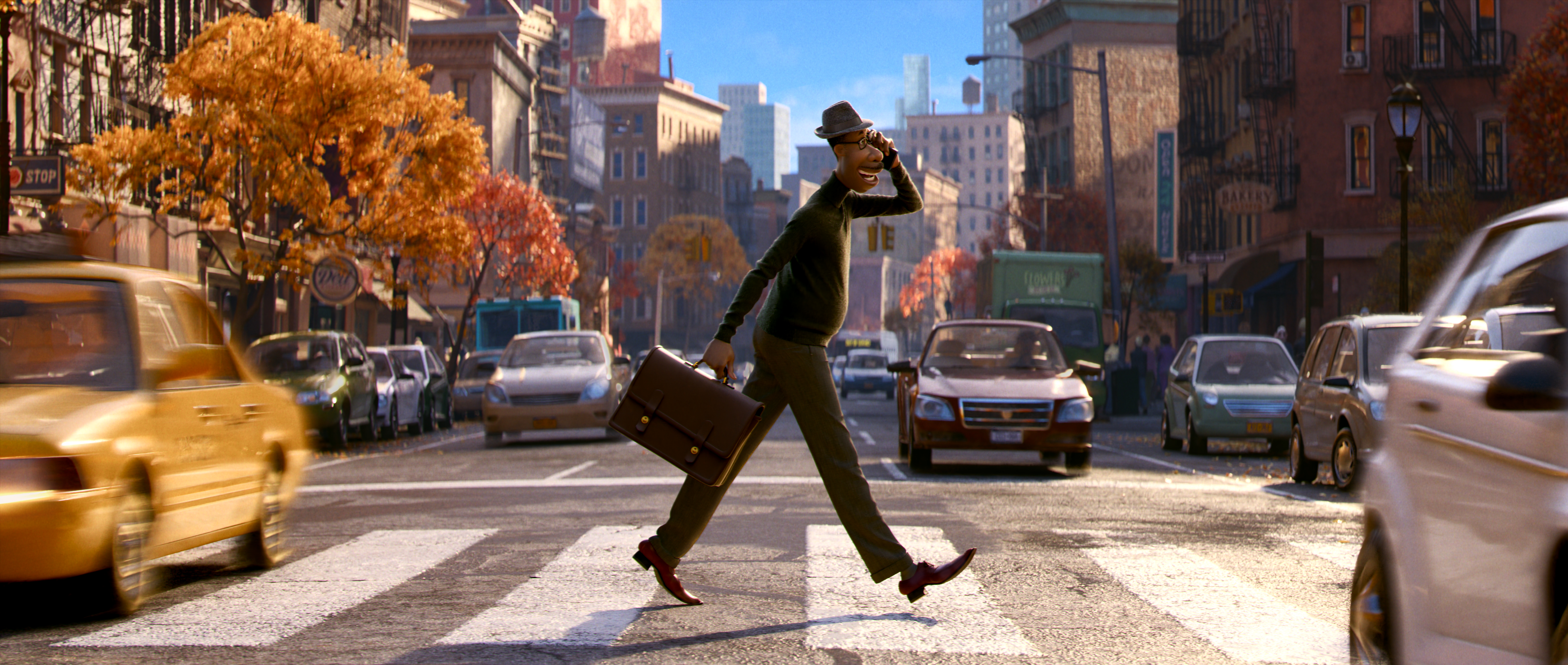[News] Trailer Release for Pixar's SOUL