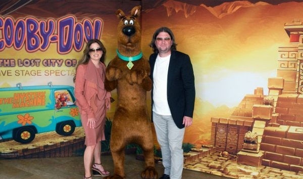 [News] SCOOBY-DOO! AND THE LOST CITY OF GOLD First Tour Dates Announced