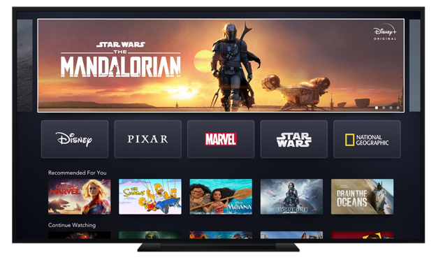 [News] Disney+ Officially Lifts Off