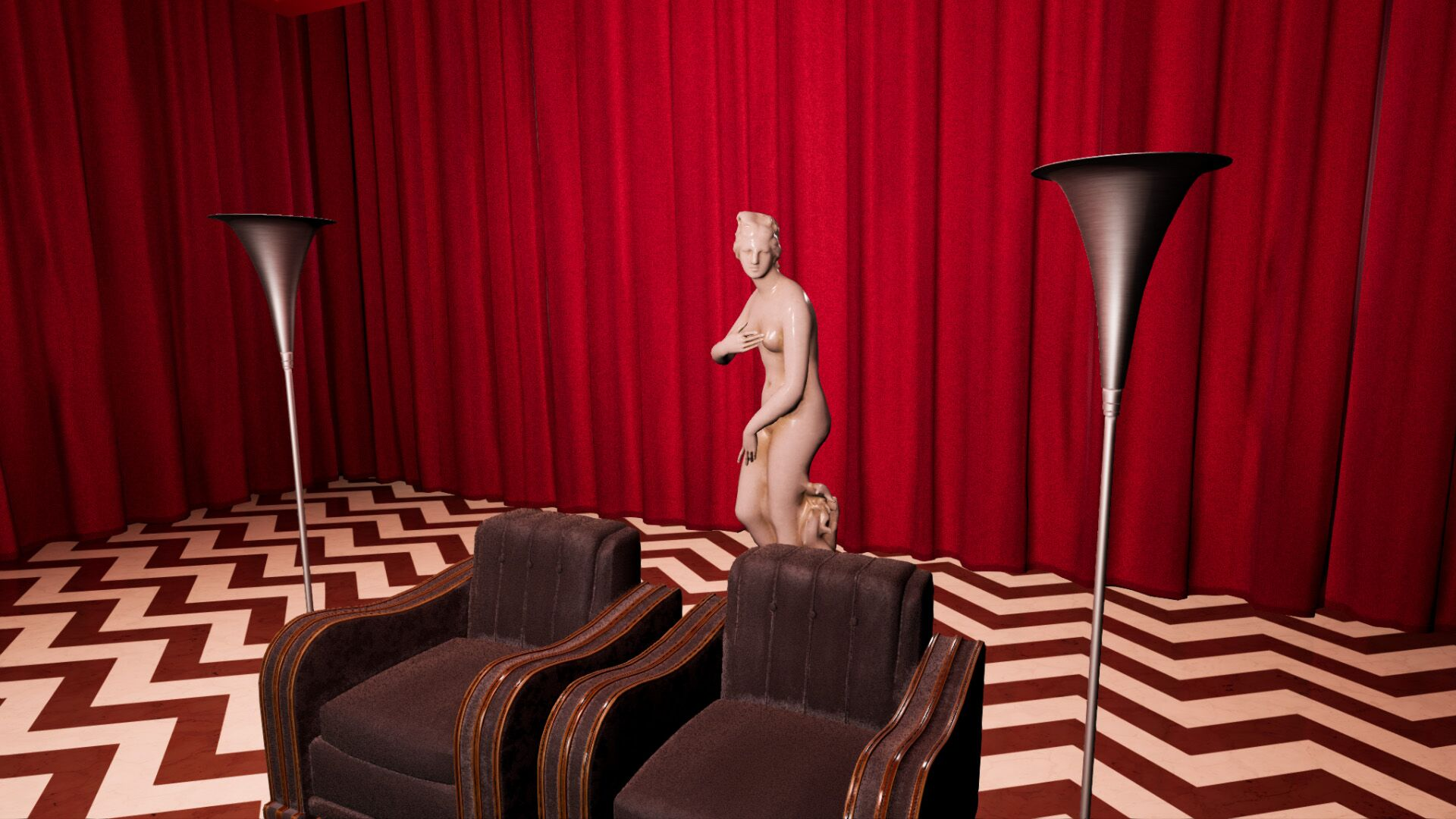 [News] Twin Peaks VR Set For Launch