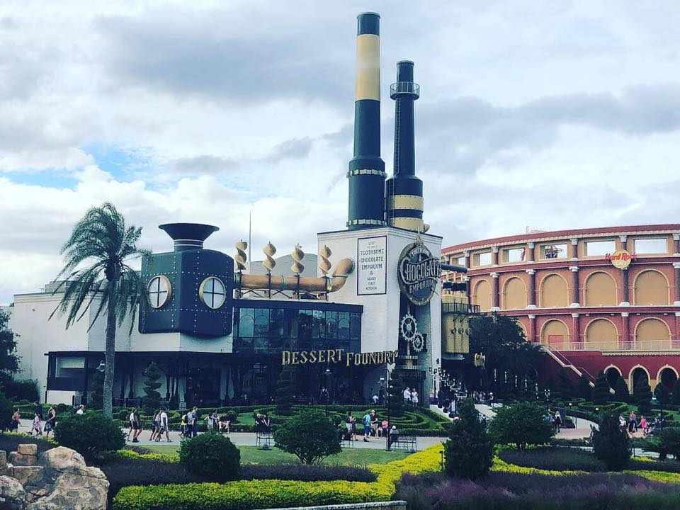[News] Toothsome Chocolate Emporium Coming to CityWalk Hollywood