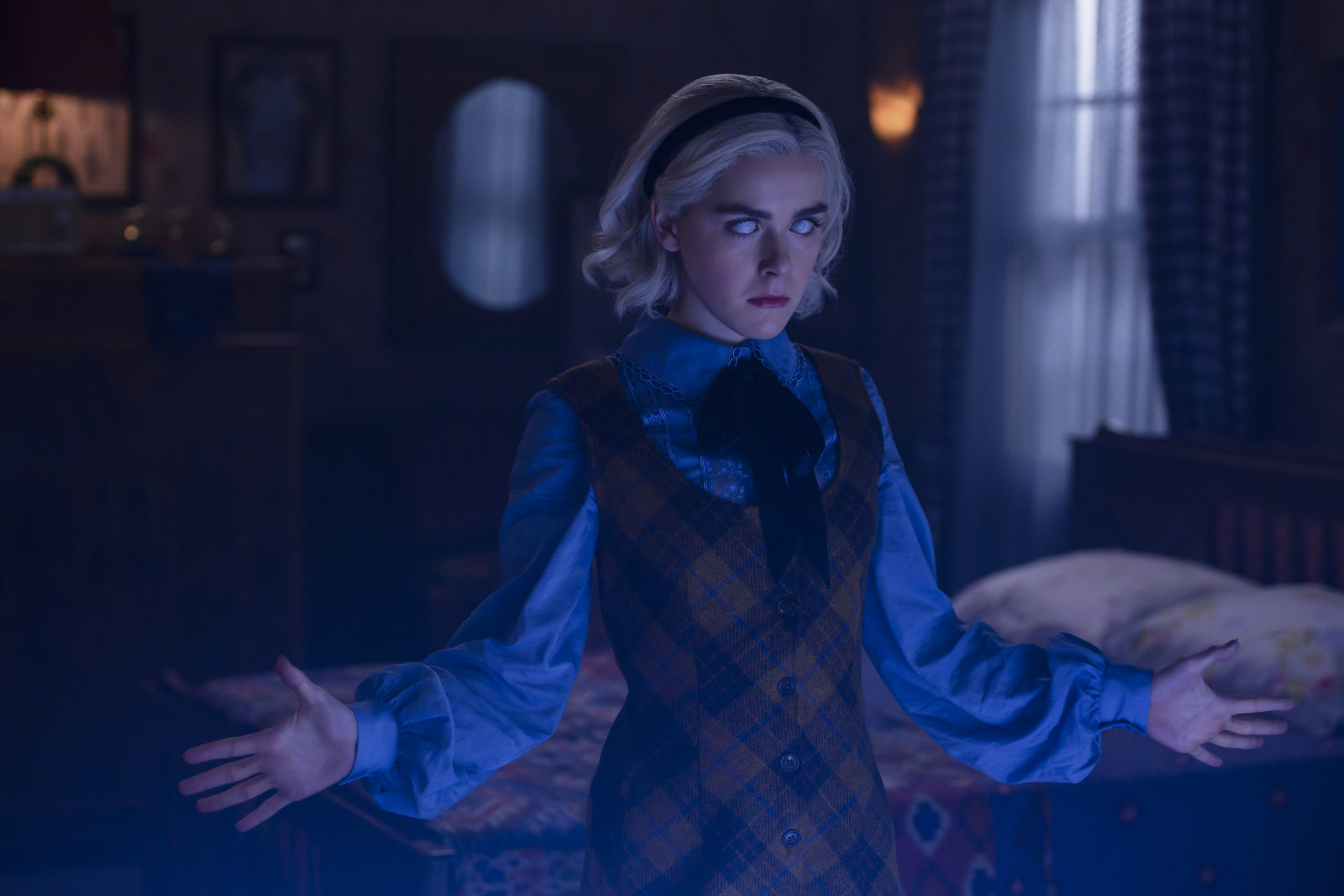 [News] Chilling Adventures of Sabrina Returns This January