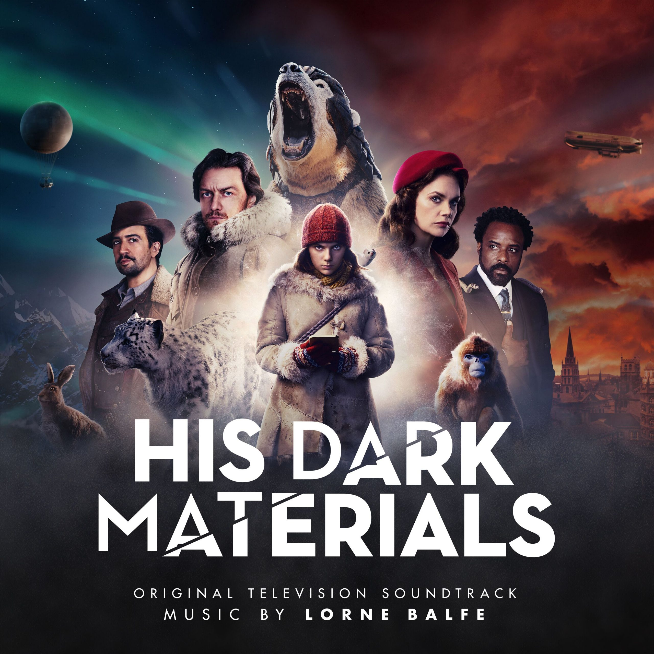 [News] Silva Screen Records Presents HIS DARK MATERIALS