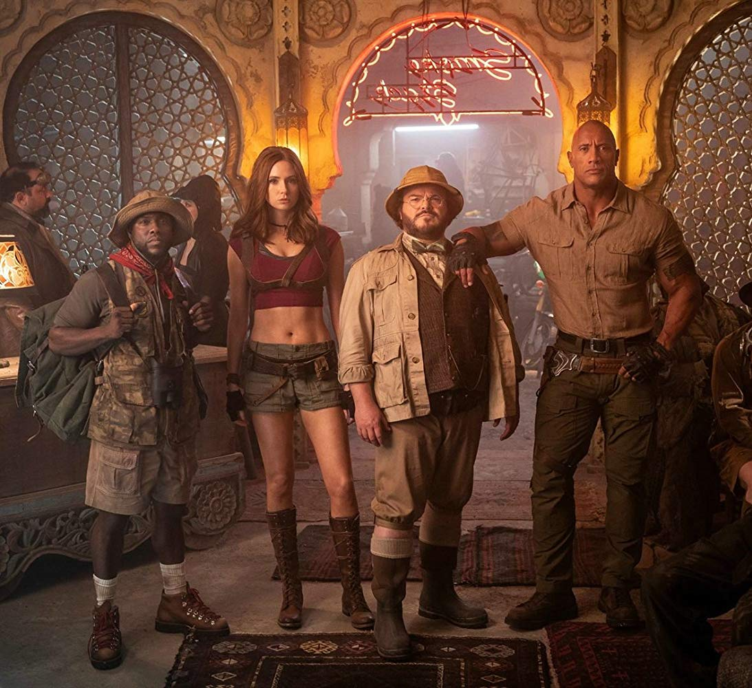 [Nightmarish Detour Review] JUMANJI: THE NEXT LEVEL