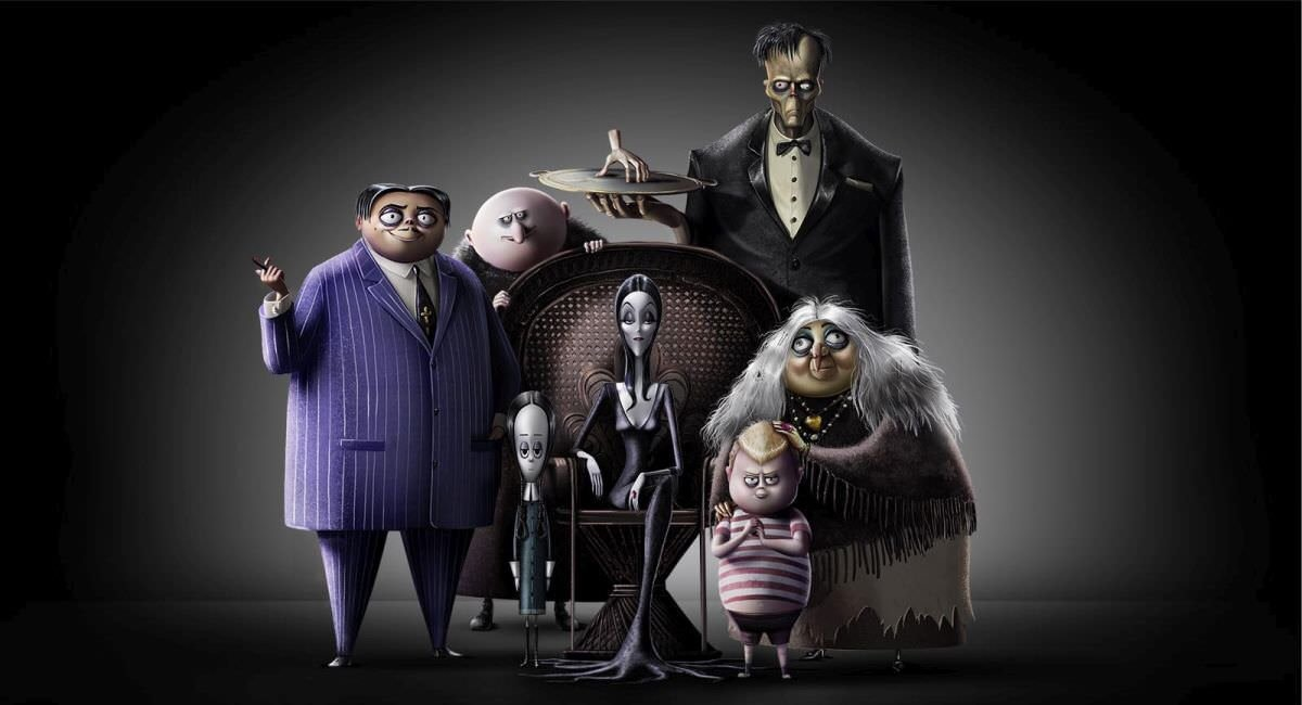 [News] THE ADDAMS FAMILY Comes Home This January
