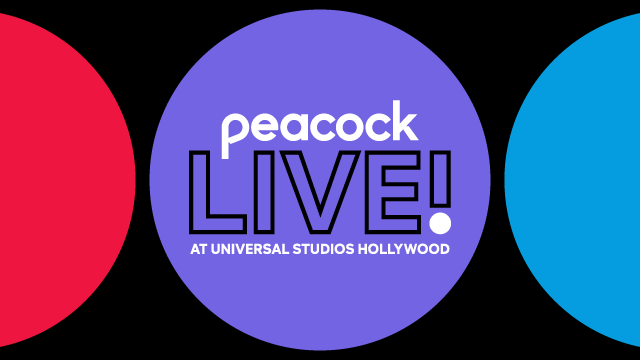 [News] NBCUniversal Presents PEACOCK LIVE!