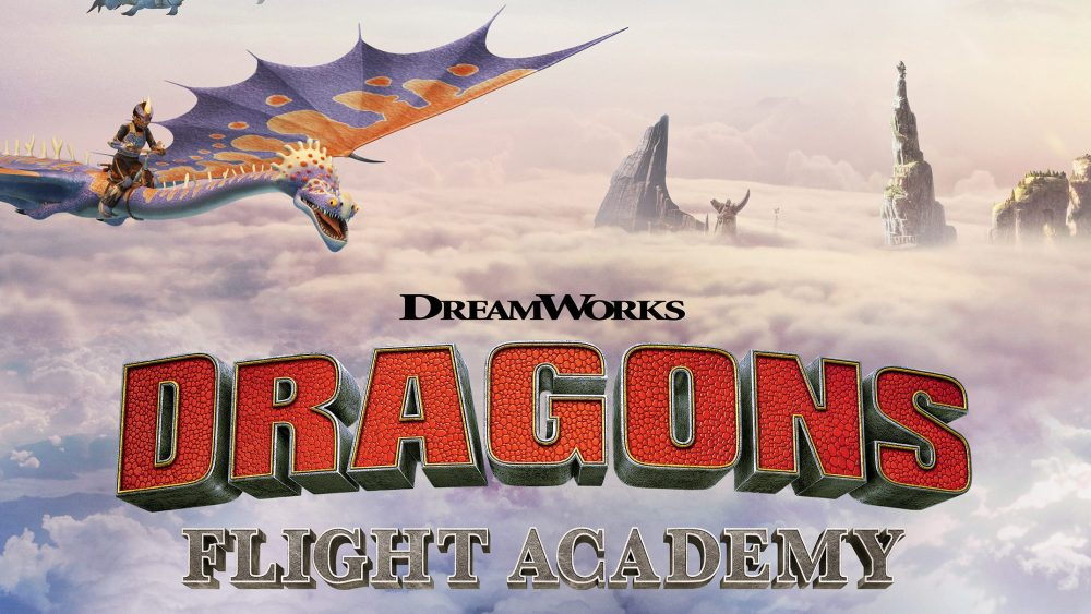 [News] Dreamscape to Launch DREAMWORKS DRAGONS FLIGHT ACADEMY