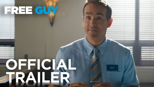 [News] Ryan Reynolds is a FREE GUY in New Trailer