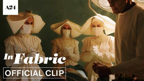 [News] A24 Releases New Clip from Ultra Stylish Horror Film IN FABRIC