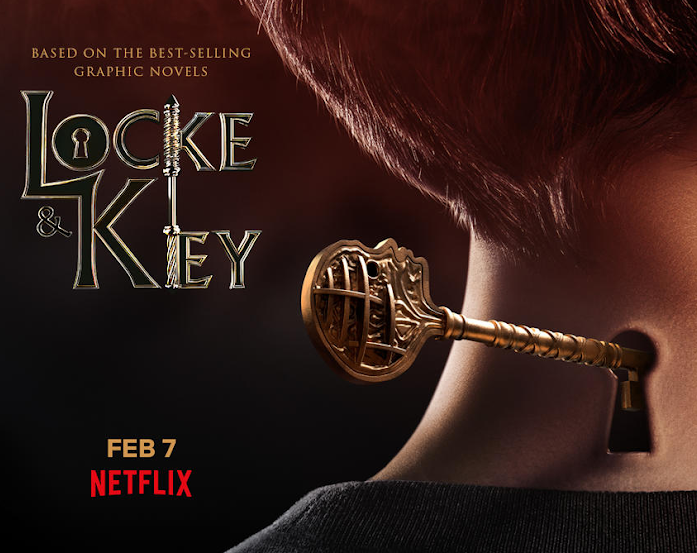 [News] LOCKE AND KEY To Arrive on Netflix in February