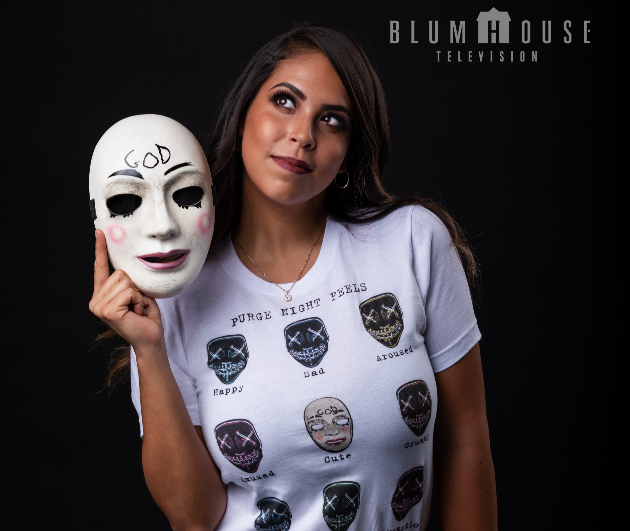 [News] Gigi Saul Guerrero Partners with Blumhouse TV to Release THE PURGE Merchandise