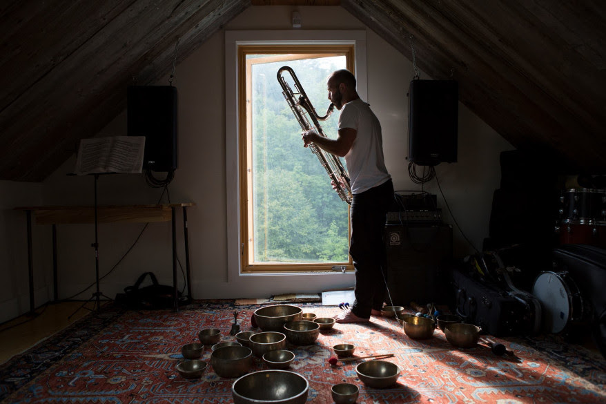 [News] Colin Stetson Scores Nicolas Cage film COLOR OUT OF SPACE