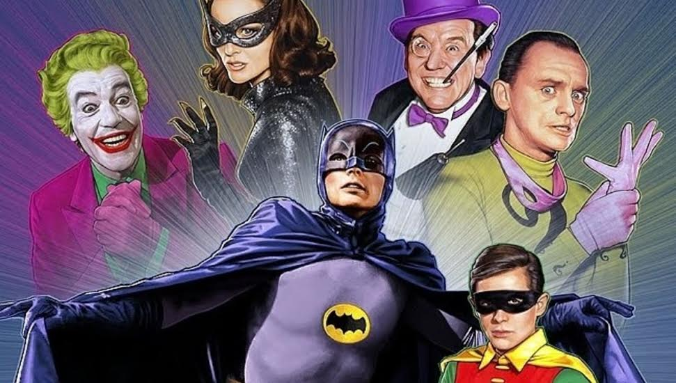 [News] Scripts Gone Wild Announces BATMAN '66