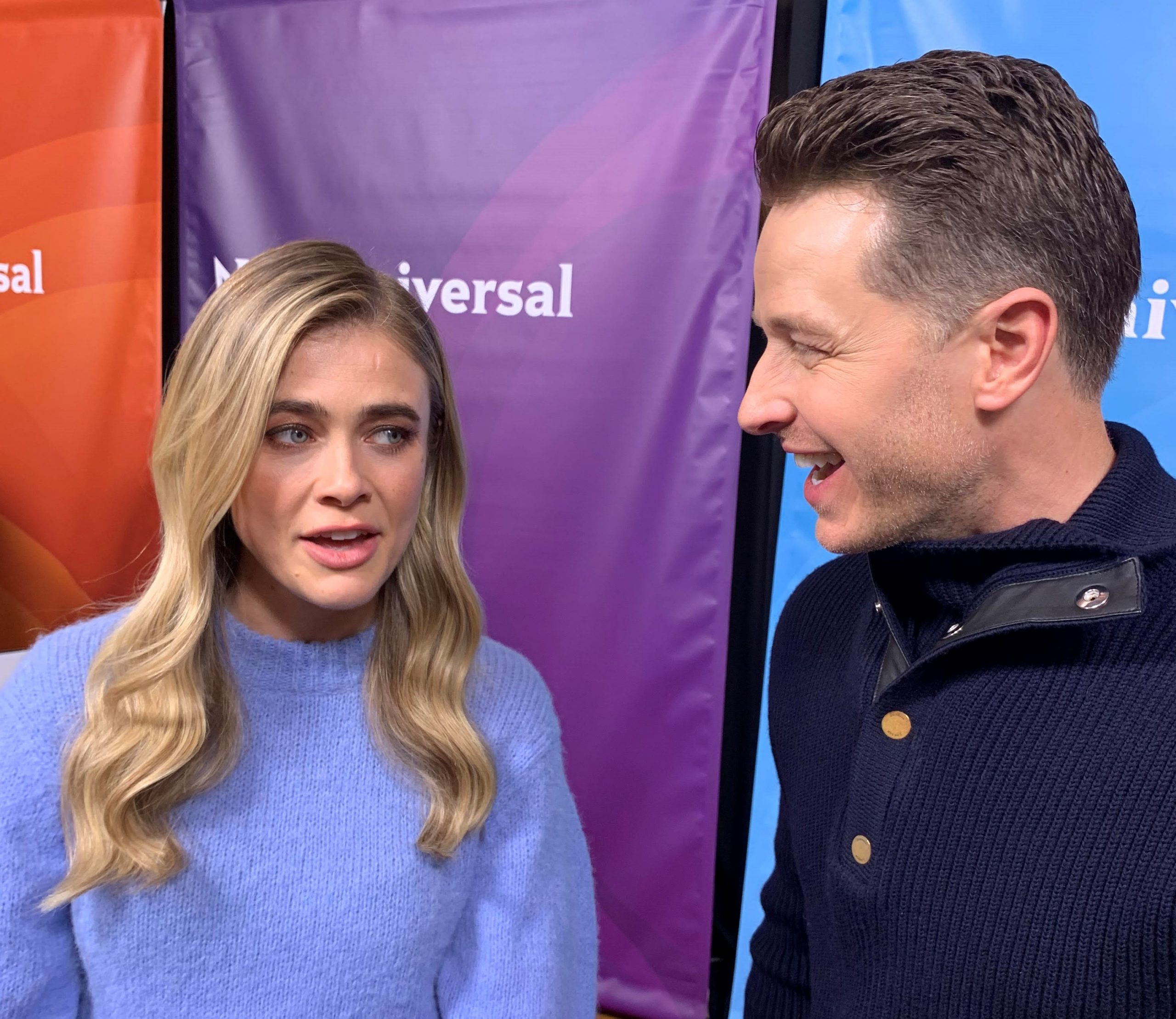 [Interview] Cast of NBC's MANIFEST