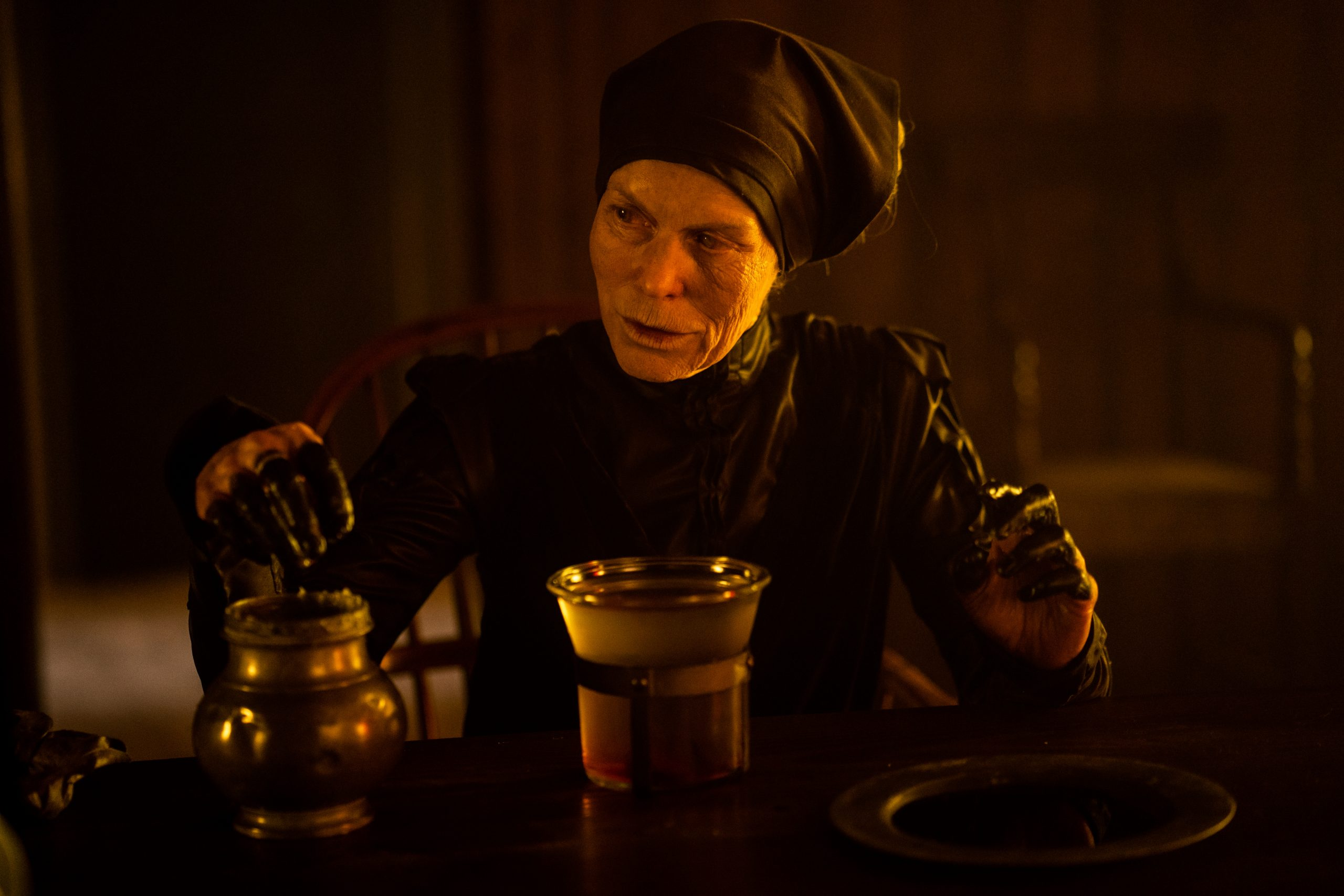 [Interview] Actress Alice Krige for GRETEL & HANSEL