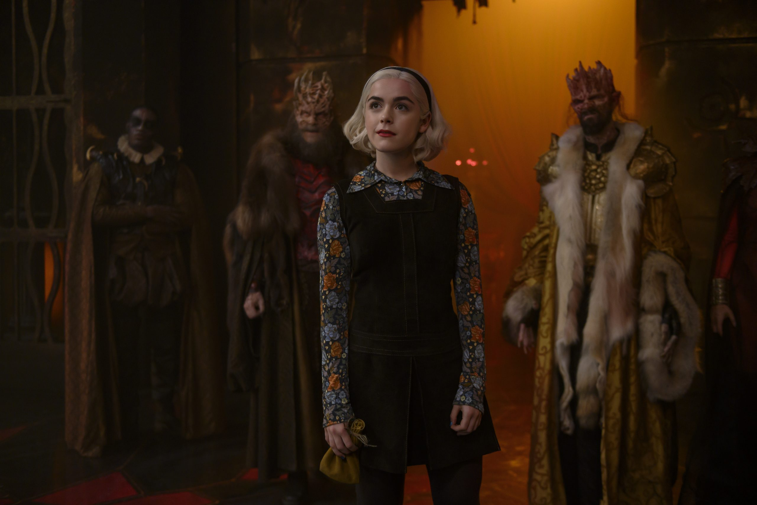 [Series Review] CHILLING ADVENTURES OF SABRINA S3