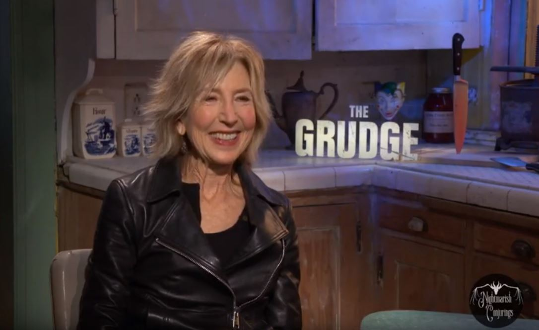 [Video Interview] Lin Shaye, John Cho, and Nicolas Pesce Discuss THE GRUDGE