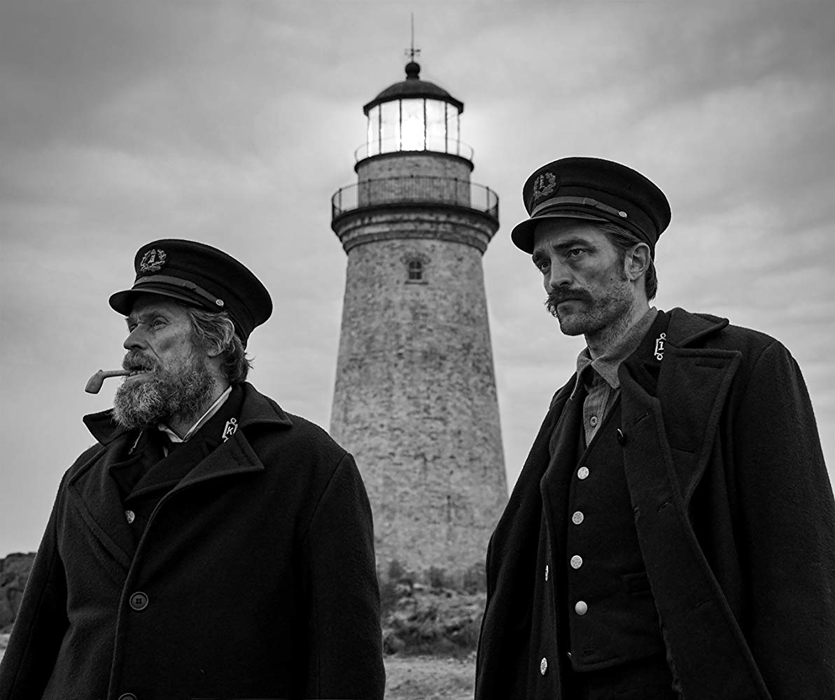 Blu-ray/DVD Review: THE LIGHTHOUSE